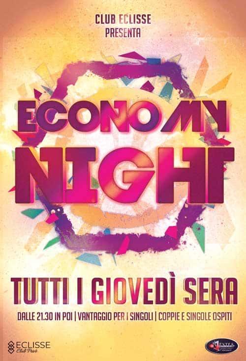 Serata Economica Club Prive Milano