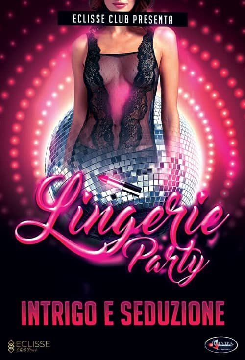 Lingerie Party Club Scambismo Milano