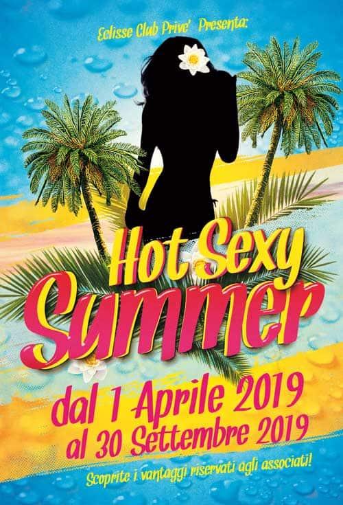 Sexy Summer Club Scambisti Milano