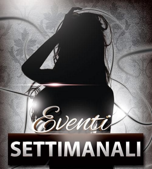 Eventi-Settimanali-Milano-monza al club prive