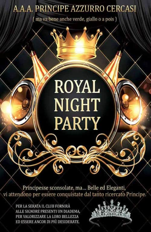 royal party al swinger club per scambisti eclisse