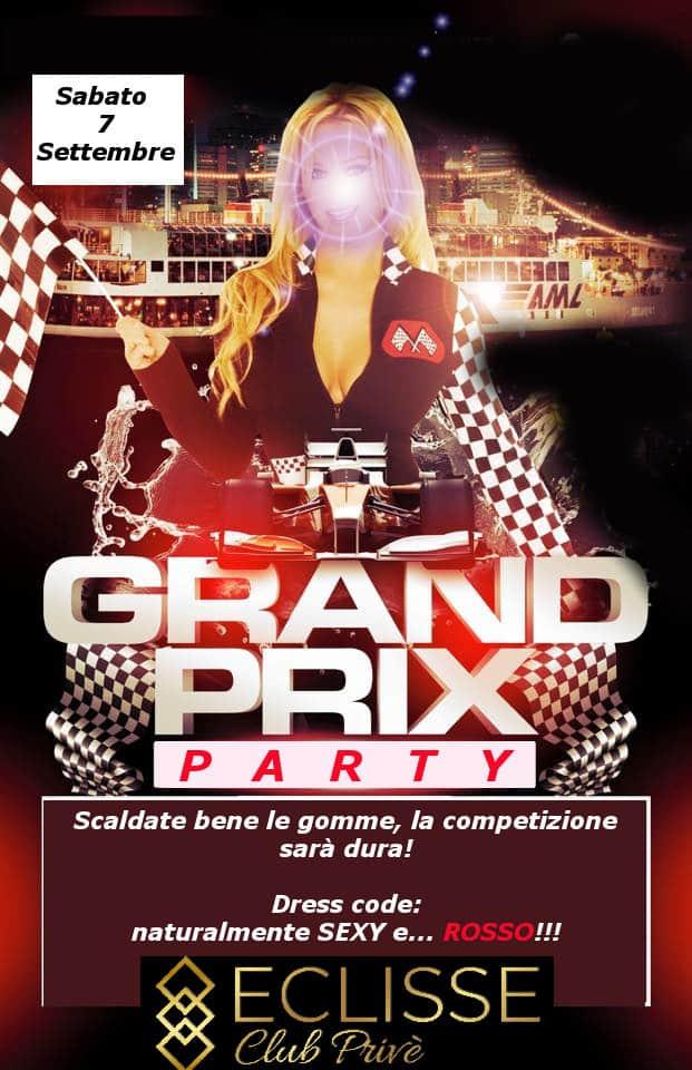 GRAND PRIX PARTY