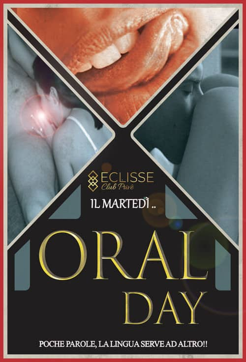 ORAL-DAY eclisse club prive