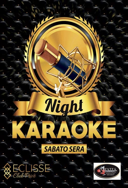 Karaoke_Night al club prive eclisse