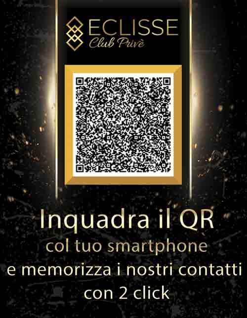 Qr-code-contatti-club PRIVE Eclisse
