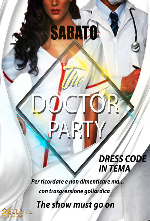 the-doctor-party club prive milano