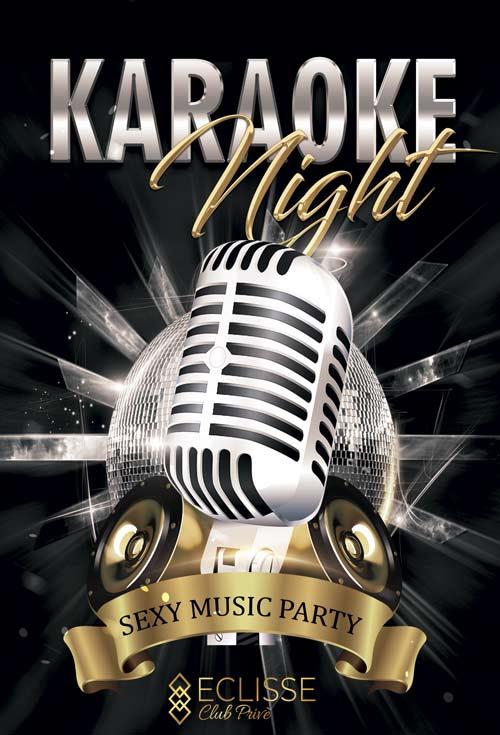 Karaoke_Night club prive eclisse milano